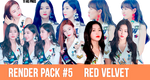 [PNG PACK] RED VELVET REDMARE PRESS CONFERENCE by txzico
