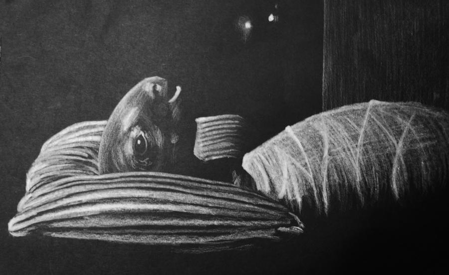 Baby from eraserhead by alcohobo