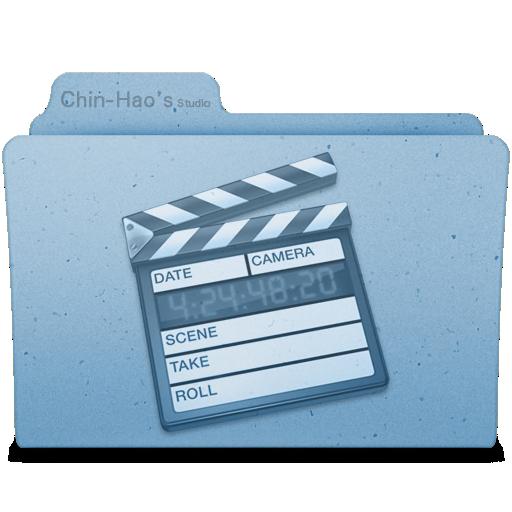 Final Cut Pro Folder Icon by chinhaochou0212