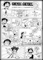 One Piece Vs One Pencil