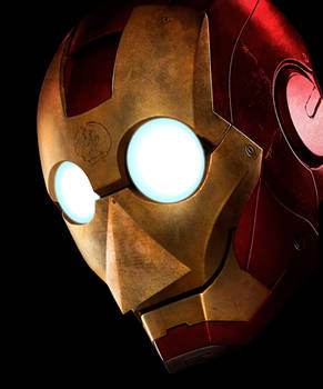 Iron Mans Nose