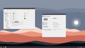 Simplify 10 Dark Point Screenshot