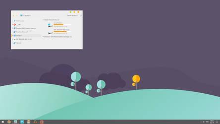 Simplify 10 Yellow Green Gray Screenshot by dpcdpc11
