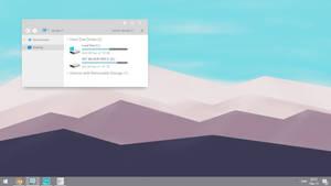 Simplify 10 Light Blue Updated Screenshot