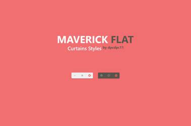 Maverick 10 Flat - Curtains Styles