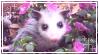 Fuzzy Boy | Stamp by H-ARP00N