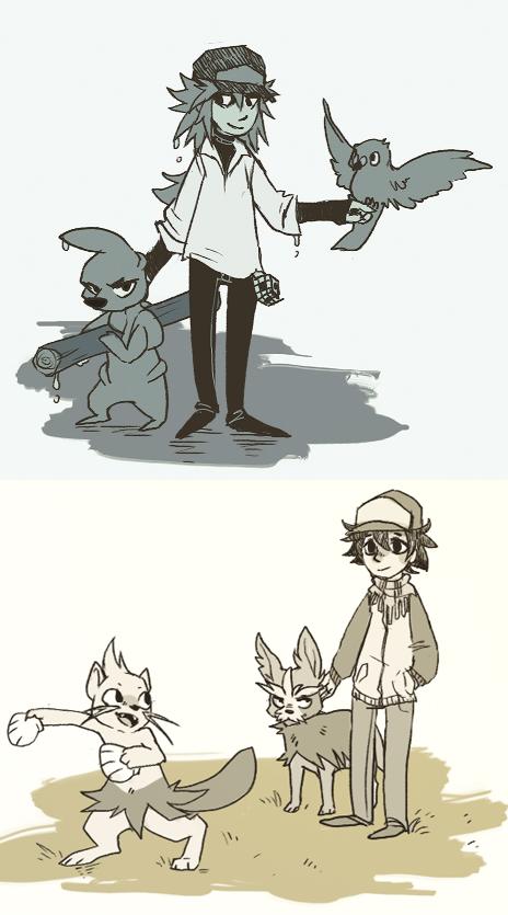RTC illustrations by Effsnares