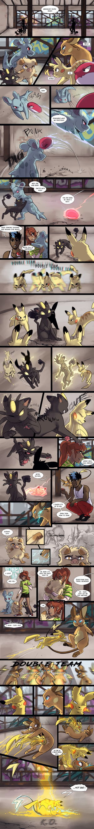 The Pokedex Project part 58 by Effsnares