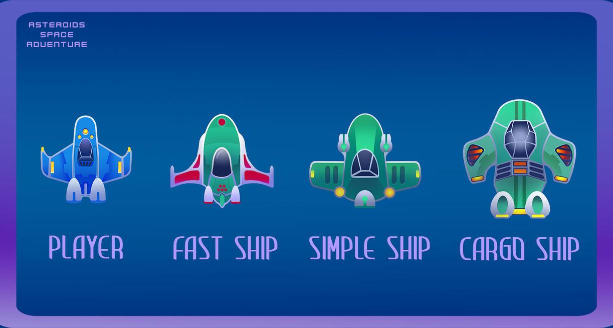 ships by lepyoshka