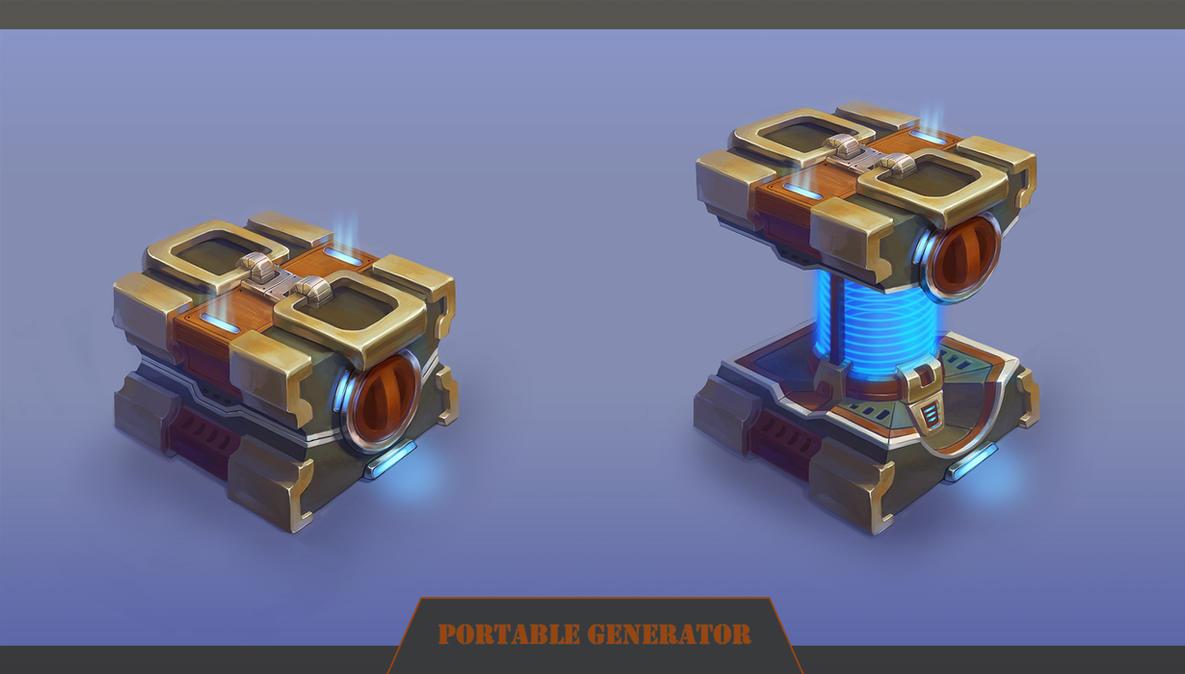 generator by lepyoshka