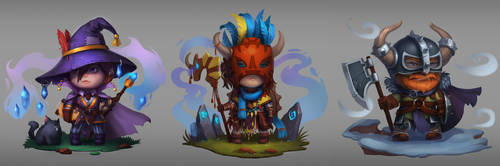random character by lepyoshka