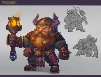 dwarf by lepyoshka