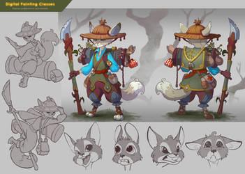 ranger concept by lepyoshka