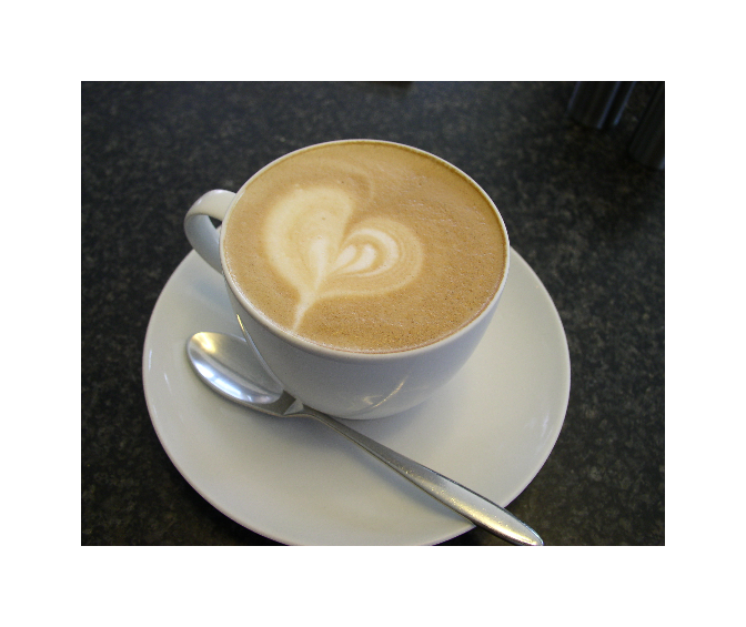 a hearty cup of coffee by ecyoj
