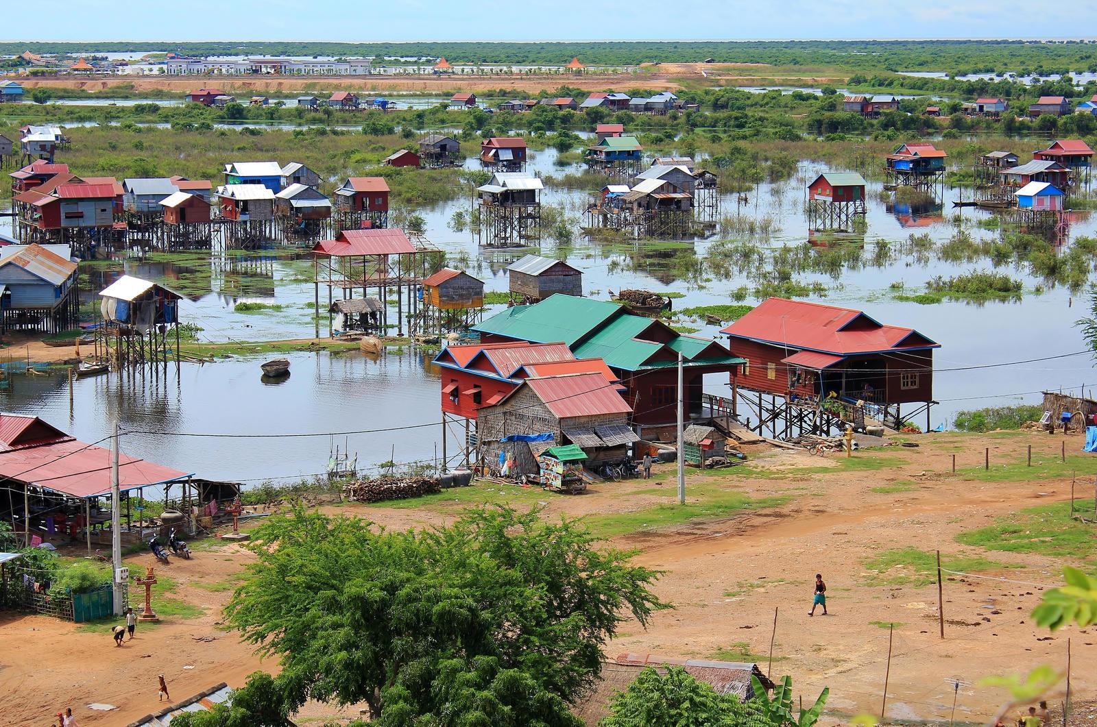 Tonle Sap by redsox1830