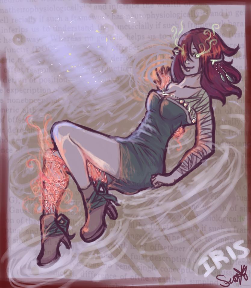 Iris by Tust