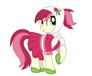 Roseluck's Camping Outfit by Neroshade