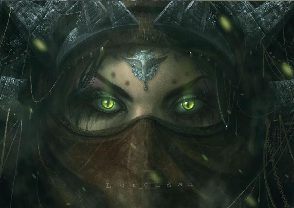 Dark Angel by Lordigan