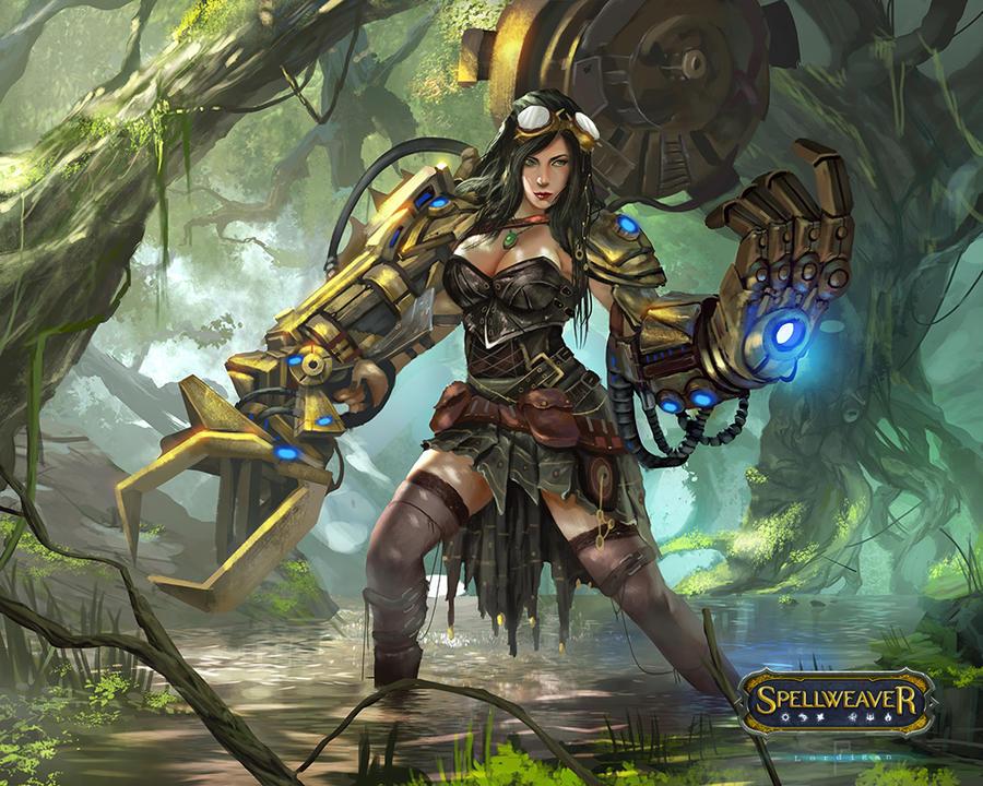 Wanderer's Gear - artifact by Lordigan