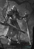 Portuguese Warrior