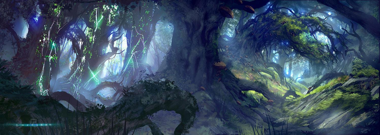 Magic Forest -  Yar Band by Lordigan