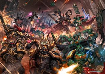 Warhammer Artwork