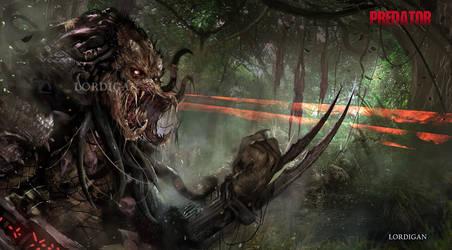 Predator2018 Fanart