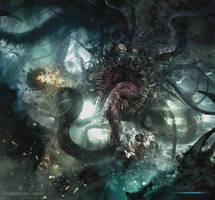 Devourer of Worlds by Lordigan