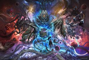 Descarnado Artwork by Lordigan