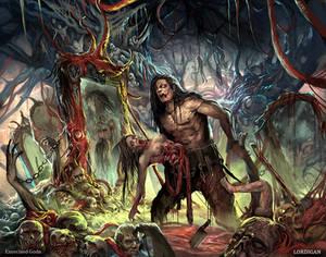 Exorcised Gods Artwork