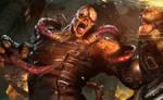Nemesis - Resident Evil 3 by Lordigan