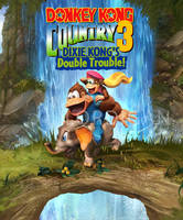 Donkey Kong Country 3 (Dixie Kong's Double Trouble