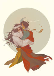 cRYING NADIR by judaru