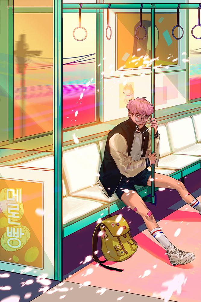 subway by judaru