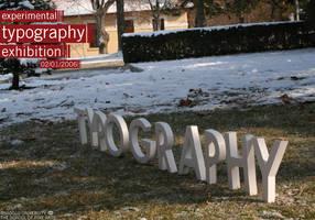 experimental typography 3 by aariman