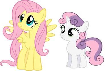 Ponies by SonicandErikfan
