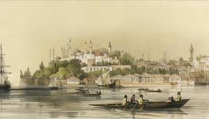 Ottoman Istanbul, 1847