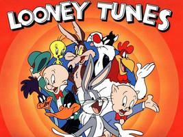Looney Tunes by wackyluke0321