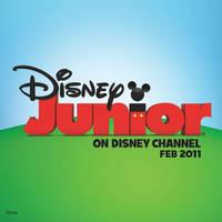 Disney Junior logo by wackyluke0321