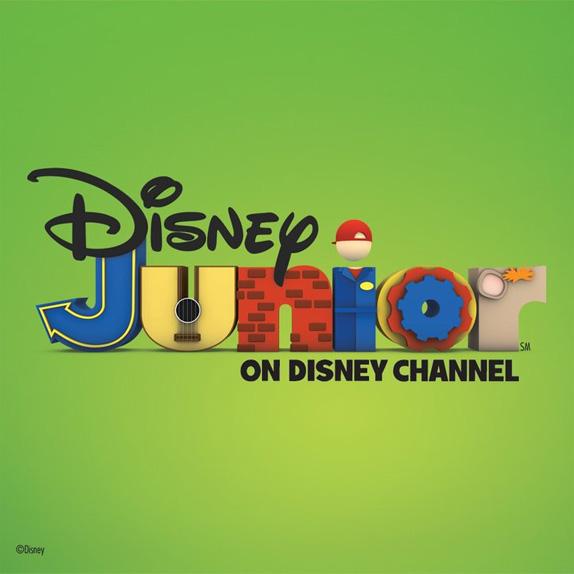 Disney Junior logo 2 by wackyluke0321
