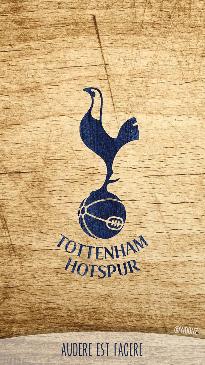 Tottenham hotspur logo wallpaper for phones by donioli on tottenham hotspur logo wallpaper for phones by donioli voltagebd Image collections
