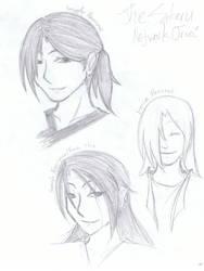 SN Trio Sketches
