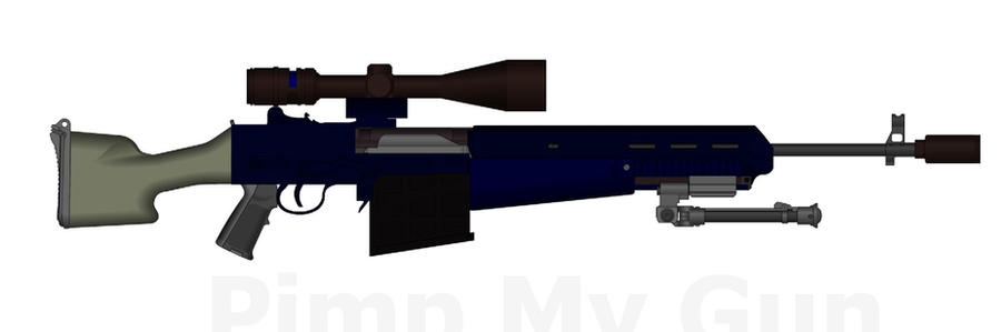 knockdown sniper by handcannoninfinte