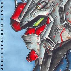 Gundam-TBM by DIO-II