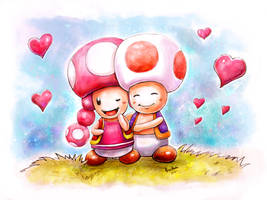 Toad and Taodette