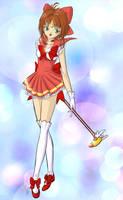 Sailor Sakura by Red-Ribbon-Cosplay
