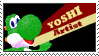 YoshiArtists Stamp by YoshiArtists