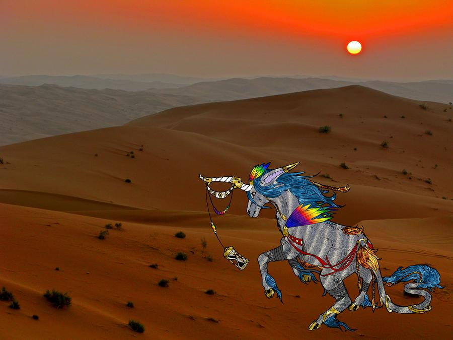 The Sands Of Time by Befu-Eiesutone