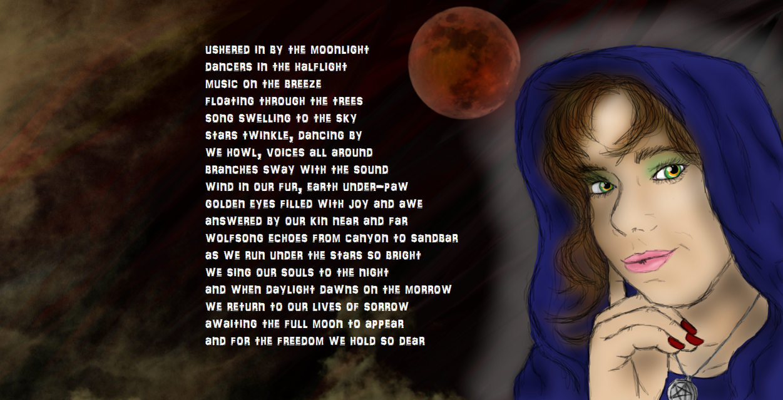 Werewolves' Ballad by Befu-Eiesutone