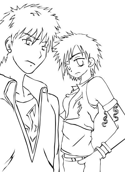 Tough Love by Ichigo-x-Tatsuki